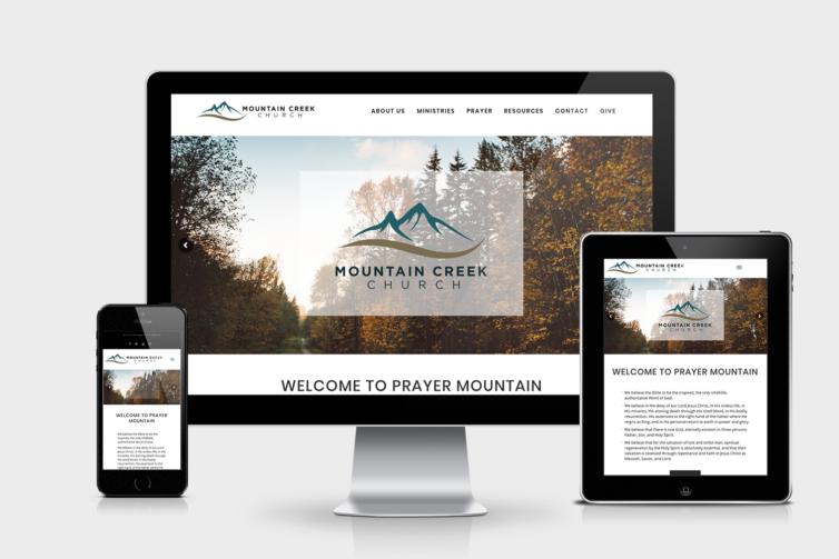 Prayer Mountain Website